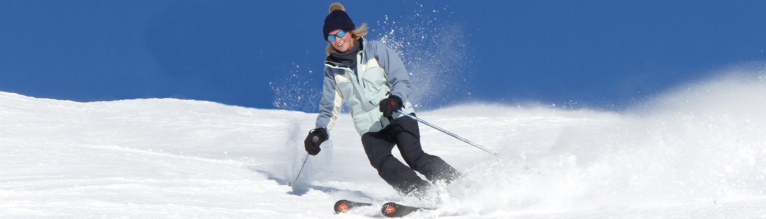 Val d'Isère skier