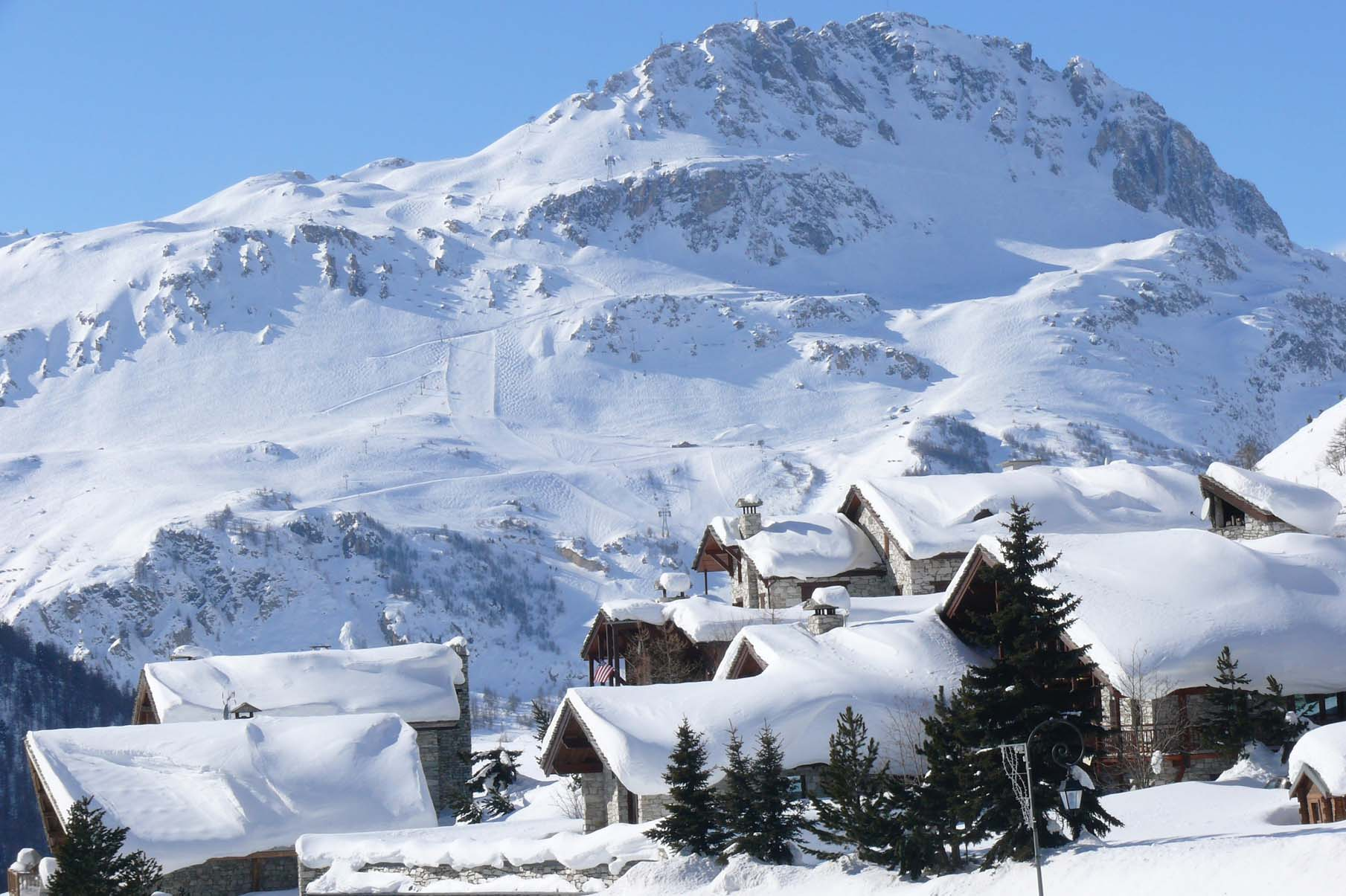 Val d'Isere Le Fornet