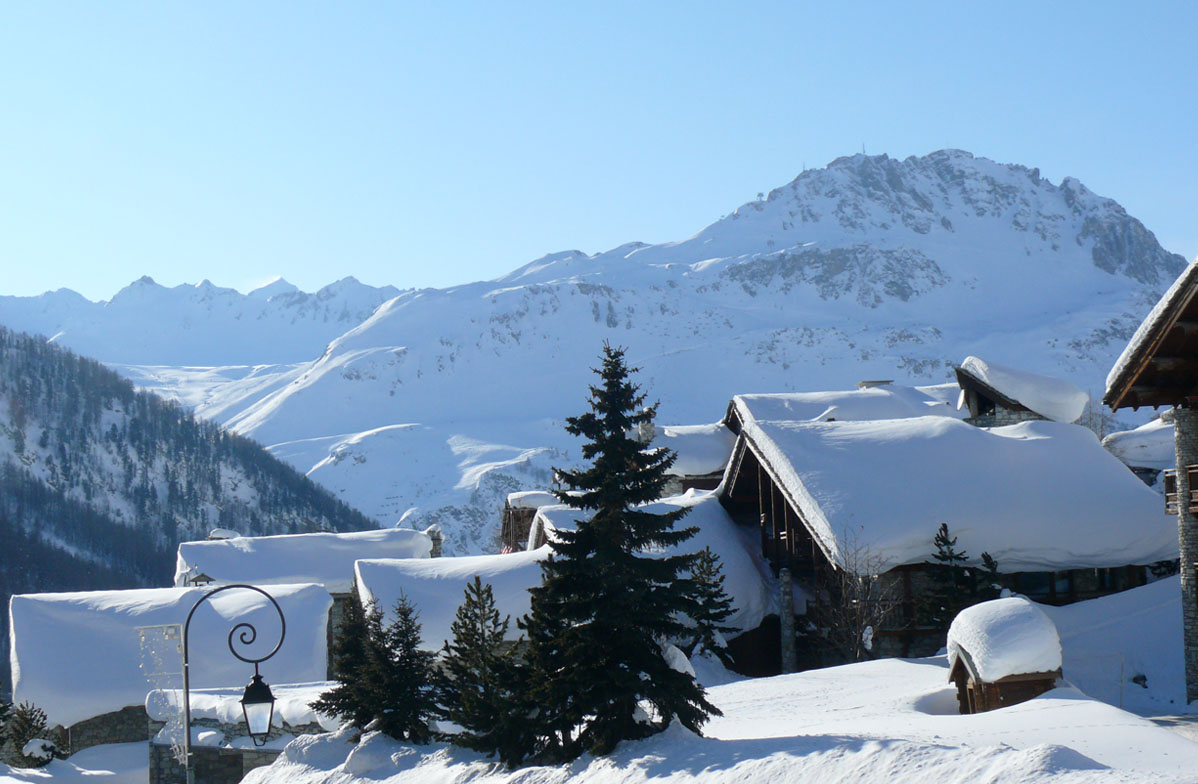 Le Fornet Val d'Isere