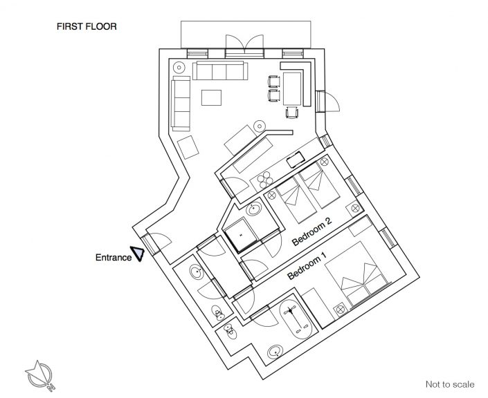 Squaw Valley floor plan