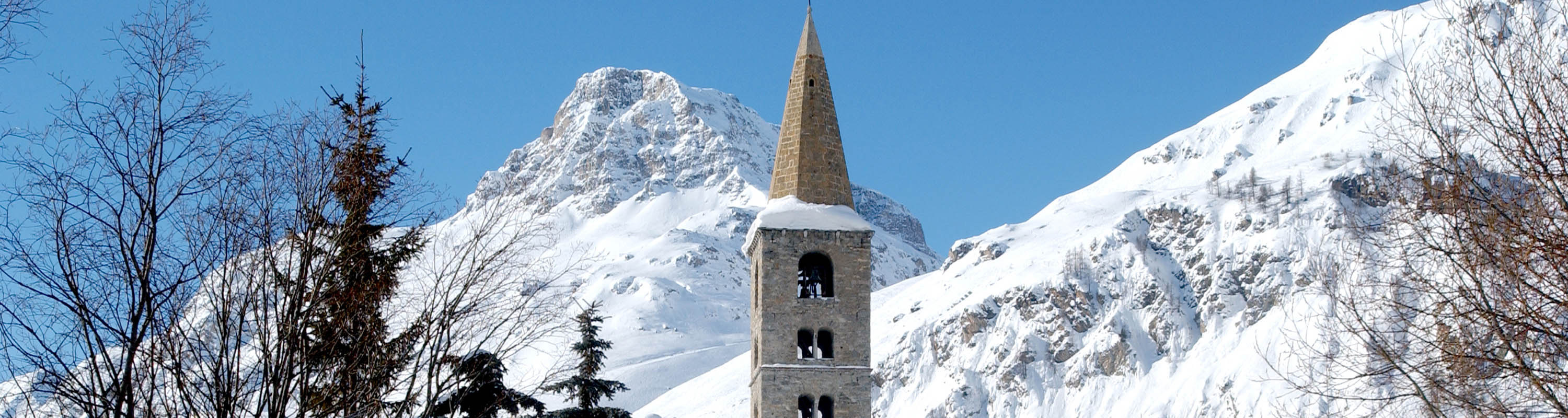Val d'Isere church