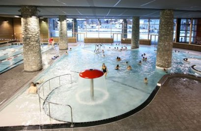 Val d'Isere swimming pool