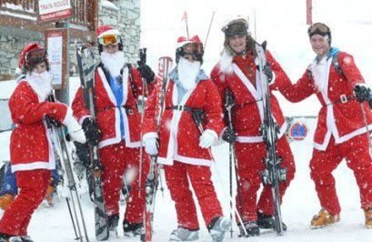 Val d'Isere Christmas