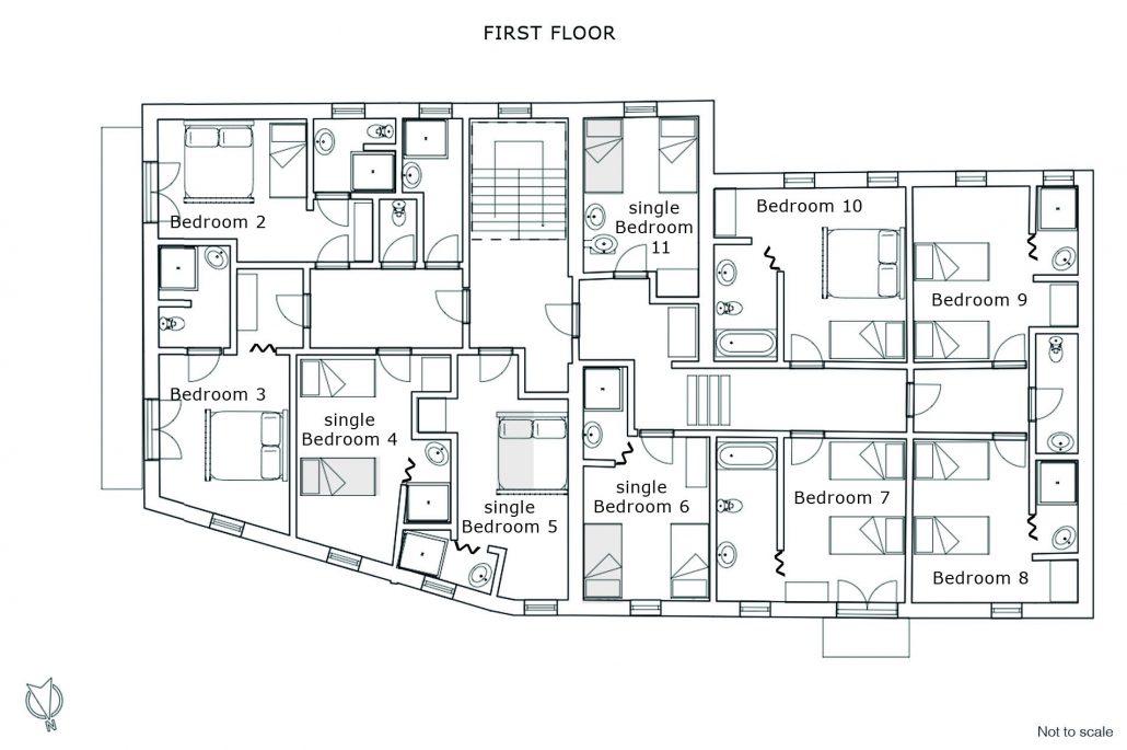 Chardons 1 Floor