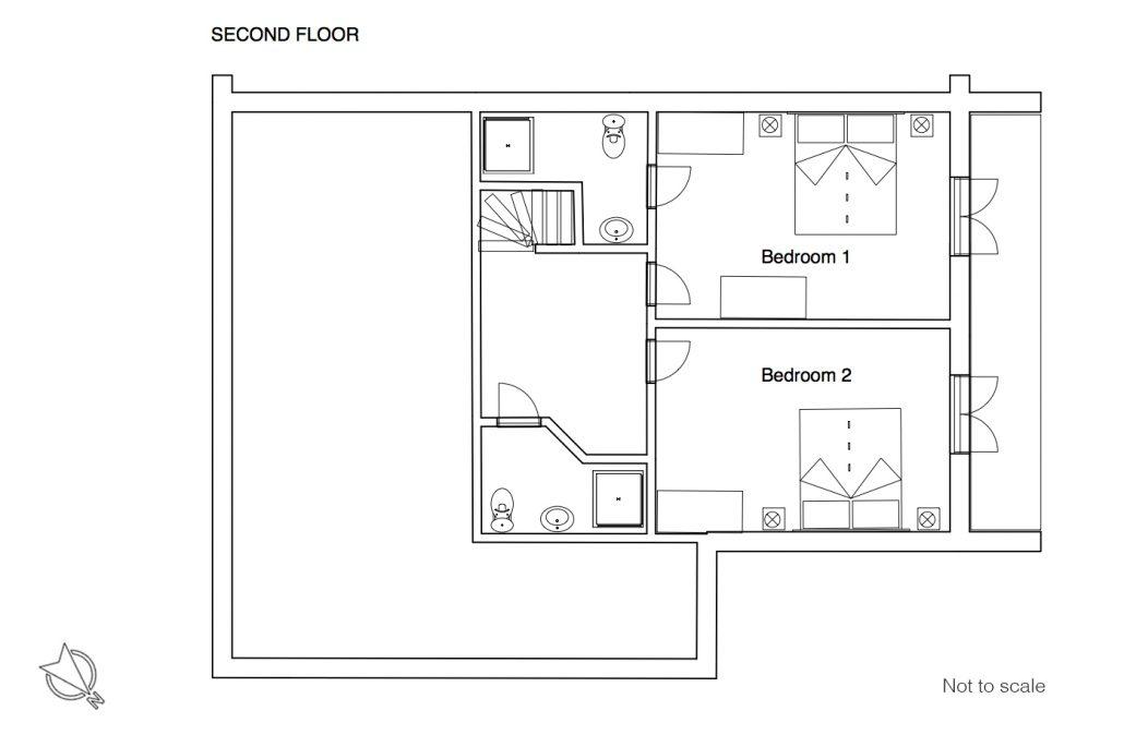 Charlotte floor plan 2