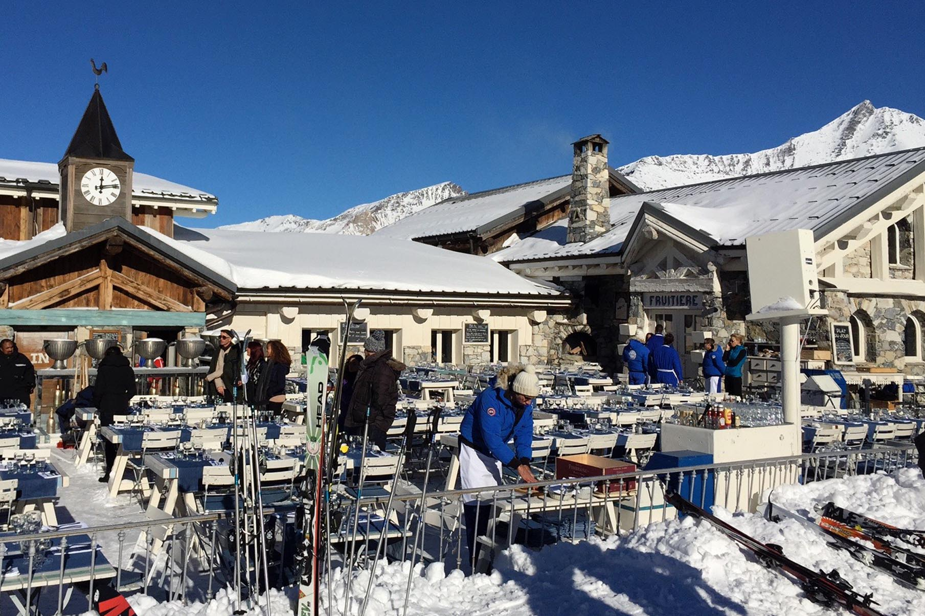 Val d'Isere Restaurants