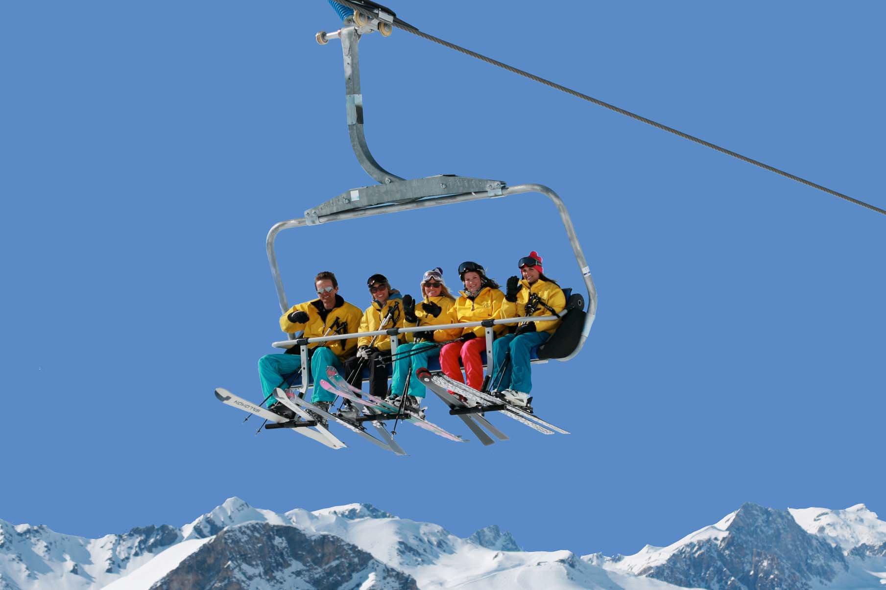Ski pass