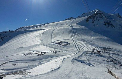 Val d'Isere slopes
