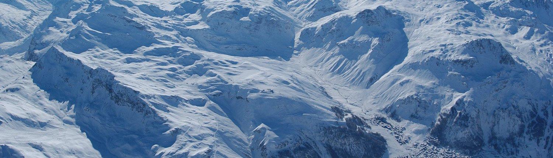 Panorama Val d'Isère