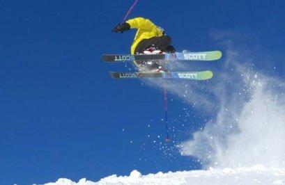 YSE skier