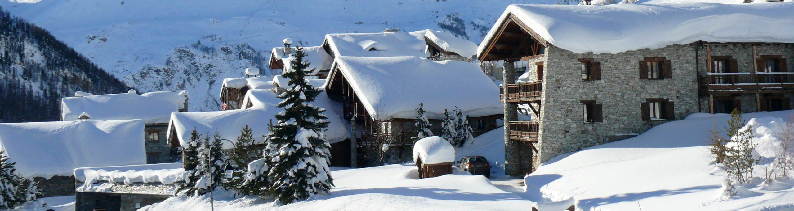 Le Fornet Val d'Isère