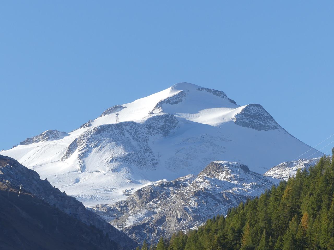 Val d'Isère, 14 October 2021